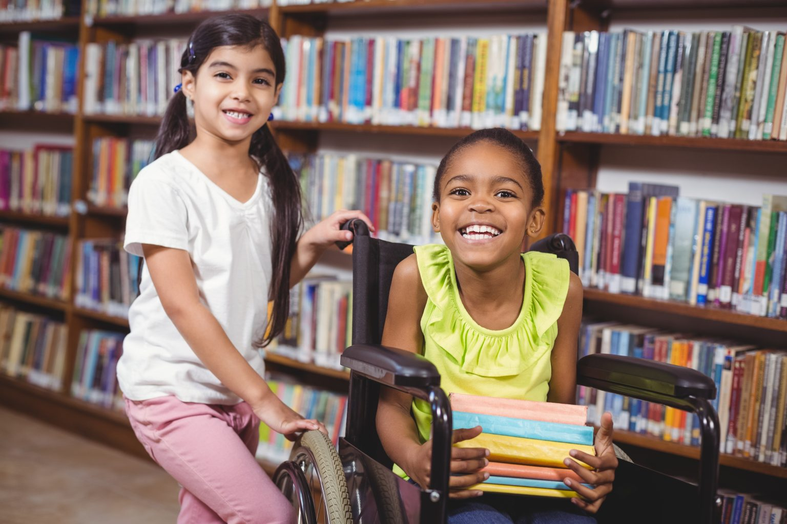 Caring for a child with a disability